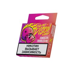 Картриджи HOTSPOT No DISCO! Jamaican Bubblegum (2%)